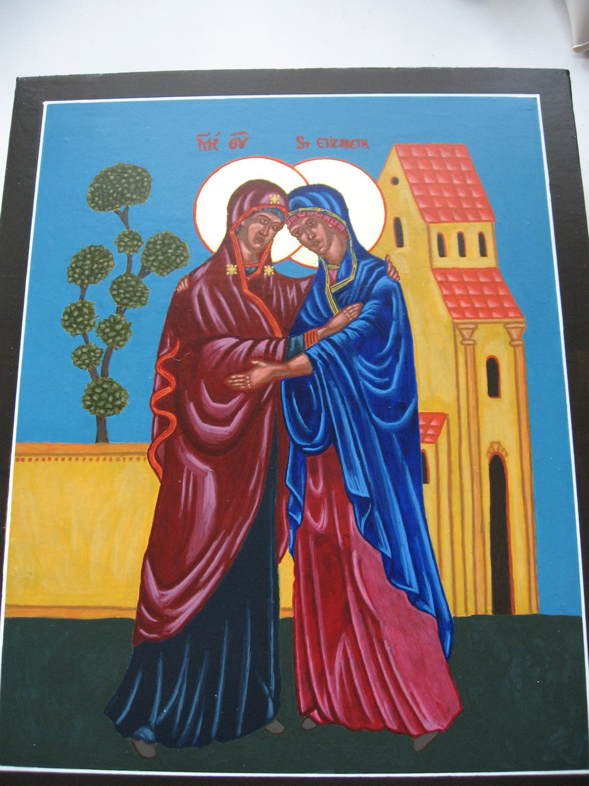 The Visitation The Alternate Path