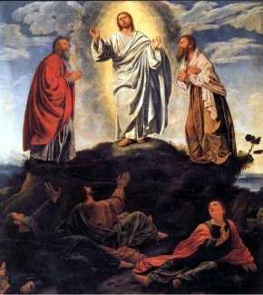 transfiguration of Jesus1
